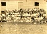 Alderbranch Baptist Church circa 1912