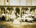 Homecoming at the home of Mr. James Wilson Wayland on Sunday, August 21, 1927