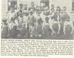 Shady Grove School about 1925