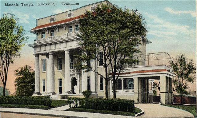 Masonic Temple Knoxville