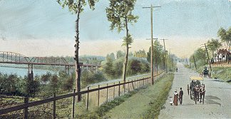 Kingston Pike circa 1910