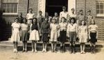 Amherst School - Seventh and Eighth Grades, 1943