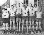 Ball Camp Elementary School Boy's Basketball Team, 1950