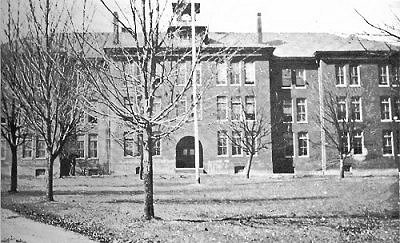 Central High School, 1919