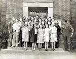 Hardin Valley School Eighth Grade, 1947