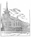 Old Building, First Evangelical Lutheran Church