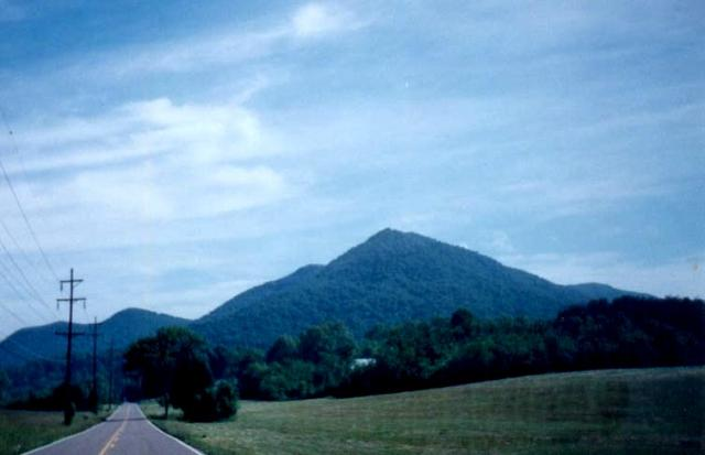 Grainger County: Clinch Mountains