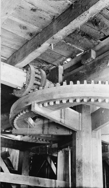 Crosby Barn's Gears