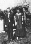 Perry Ramsey and wife, Ollie McCarter