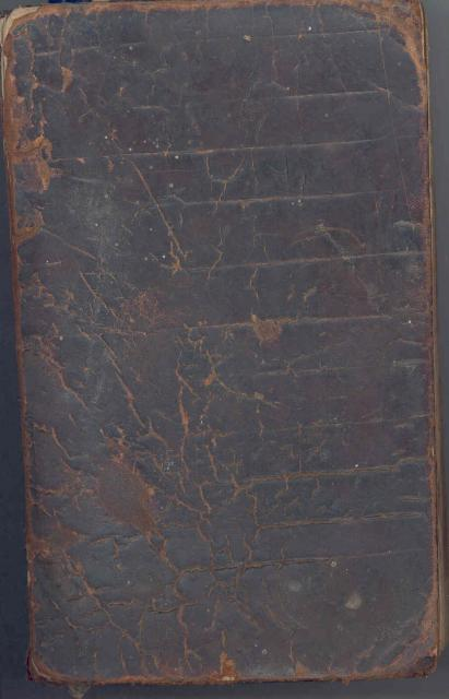 Elizabeth Cook Collins Bible cover