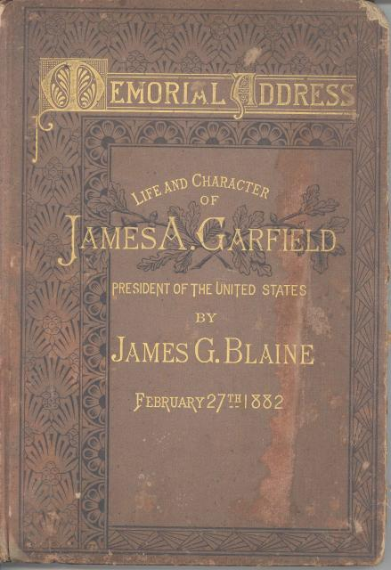 Garfield Book cover